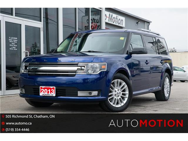 2013 Ford Flex SEL (Stk: 211895) in Chatham - Image 1 of 25