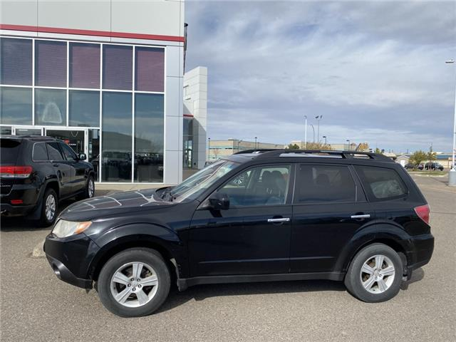 2010 Subaru Forester 2.5 X (Stk: UT6322A) in Lethbridge - Image 1 of 5