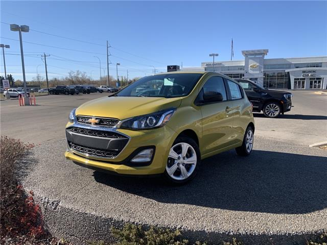 2022 Chevrolet Spark LS Manual (Stk: NC005081) in Calgary - Image 1 of 25