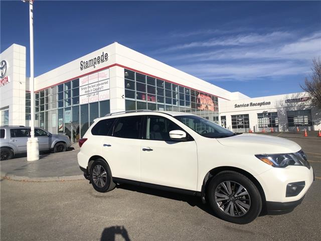2017 Nissan Pathfinder SV (Stk: 211087A) in Calgary - Image 1 of 26