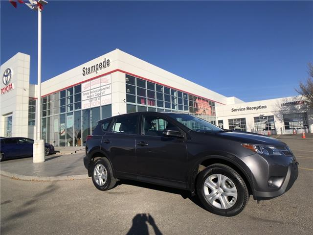 2015 Toyota RAV4 LE (Stk: 9549A) in Calgary - Image 1 of 22