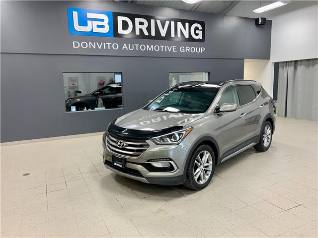 2017 Hyundai Santa Fe Sport 2.0T SE (Stk: ) in Winnipeg - Image 1 of 28