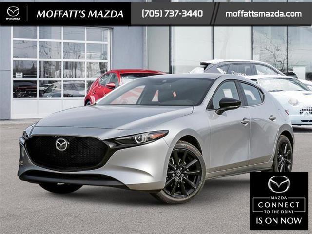 2021 Mazda Mazda3 Sport GT w/Turbo (Stk: P9631) in Barrie - Image 1 of 10