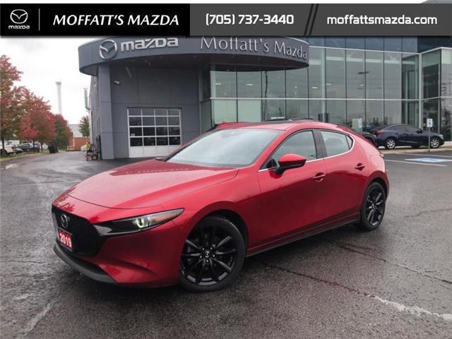2019 Mazda Mazda3 Sport GT (Stk: P9627A) in Barrie - Image 1 of 19