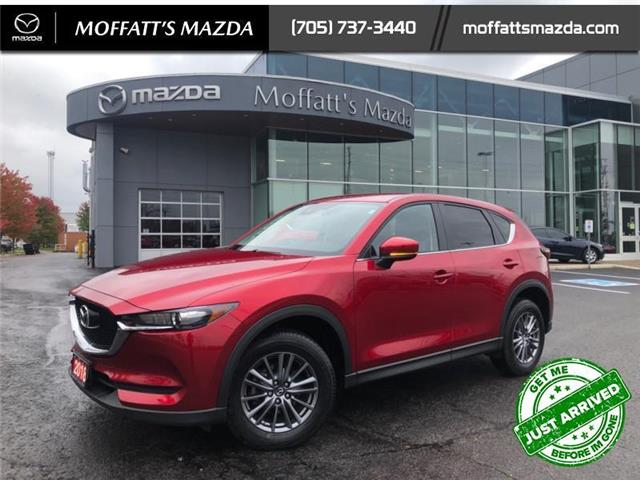 2018 Mazda CX-5 GS (Stk: P9613A) in Barrie - Image 1 of 19