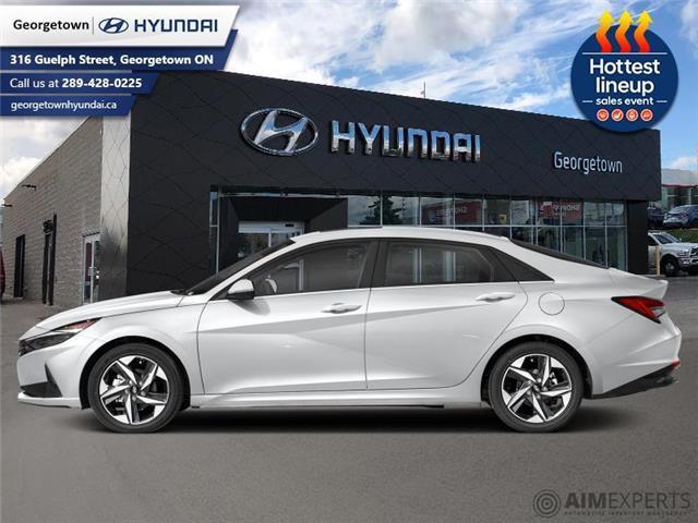 2022 Hyundai Elantra HEV Ultimate w/Two-Tone Interior (Stk: 1370) in Georgetown - Image 1 of 1