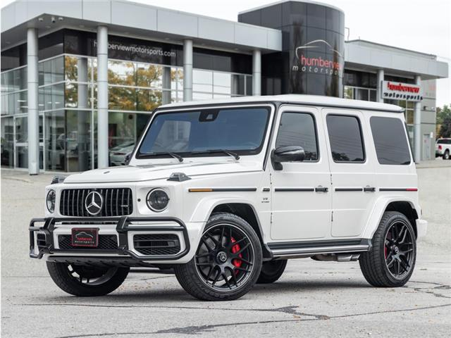 2020 Mercedes-Benz AMG G 63 Base (Stk: 21HMS1354A) in Mississauga - Image 1 of 32