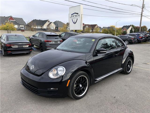 2016 Volkswagen Beetle 1.8 TSI Comfortline (Stk: 21426) in Ottawa - Image 1 of 21