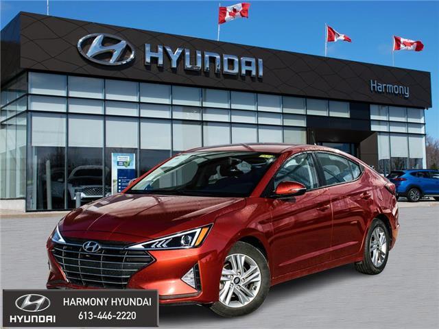 2020 Hyundai Elantra Preferred (Stk: p908a) in Rockland - Image 1 of 27