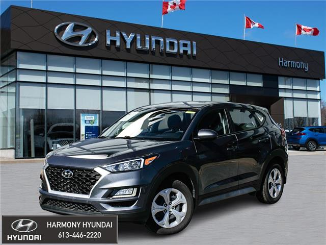 2019 Hyundai Tucson Essential w/Safety Package (Stk: P911A) in Rockland - Image 1 of 27