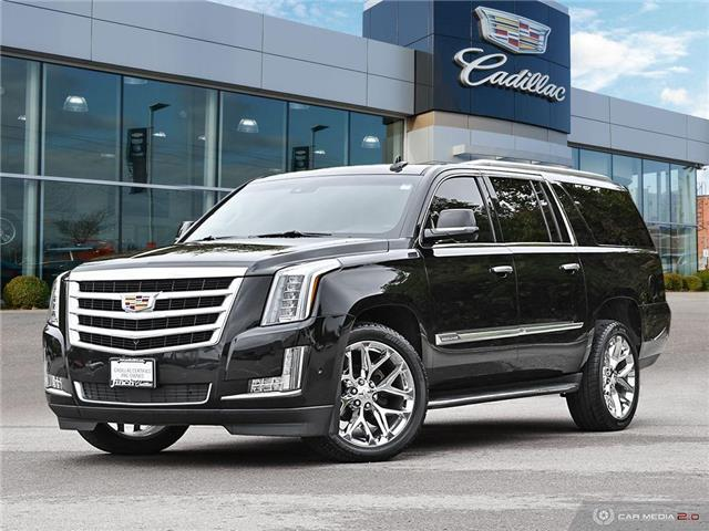 2017 Cadillac Escalade ESV Premium Luxury (Stk: 136694) in London - Image 1 of 27