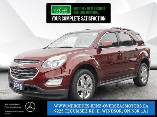 2016 Chevrolet Equinox 1LT (Stk: M7958A) in Windsor - Image 1 of 22