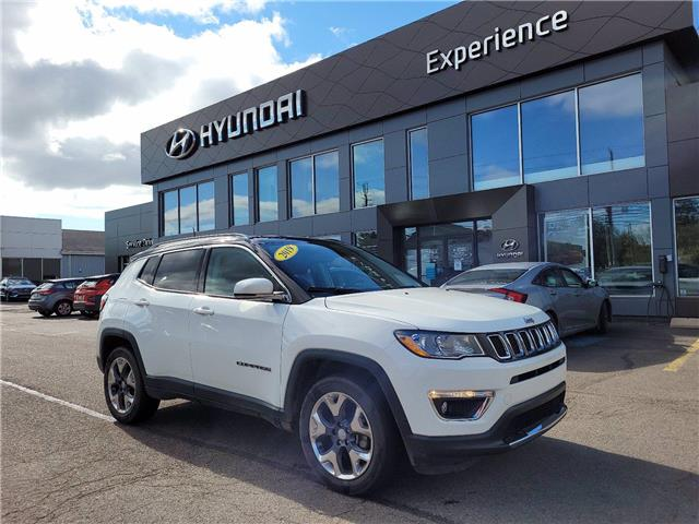 2019 Jeep Compass Limited (Stk: N1608A) in Charlottetown - Image 1 of 10