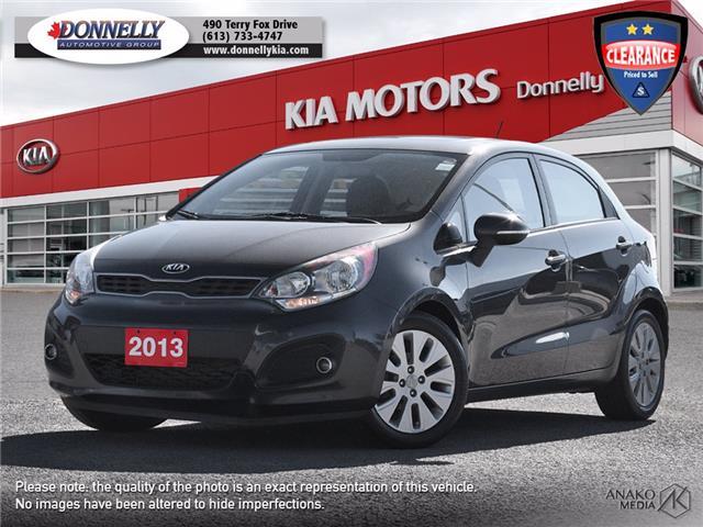 2013 Kia Rio EX (Stk: KU2592) in Ottawa - Image 1 of 25