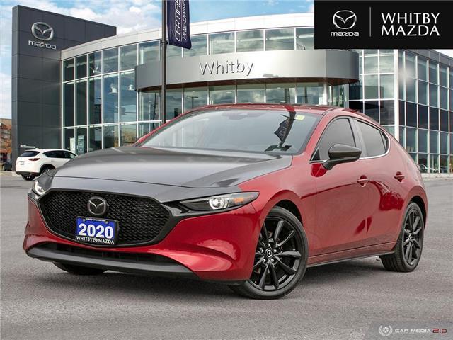 2020 Mazda Mazda3 Sport GT (Stk: 210812A) in Whitby - Image 1 of 27