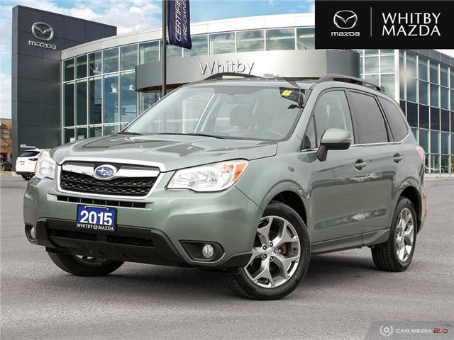2015 Subaru Forester 2.5i Limited Package (Stk: 210696A) in Whitby - Image 1 of 27
