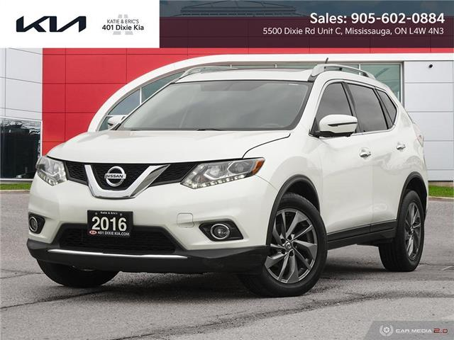 2016 Nissan Rogue SL Premium (Stk: ST22005A) in Mississauga - Image 1 of 27