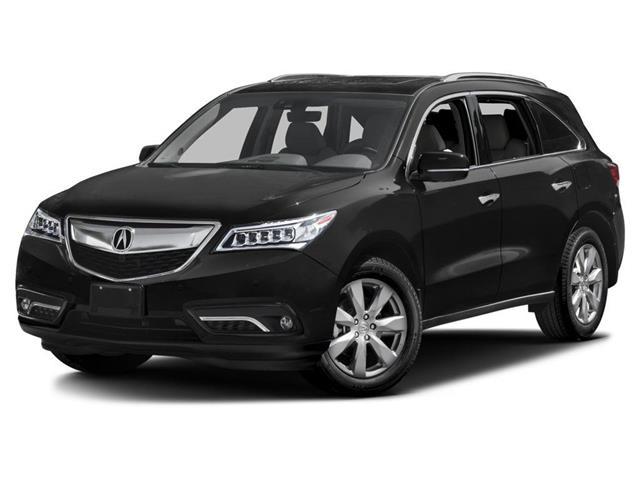 2016 Acura MDX Elite Package 5FRYD4H82GB505993 A4603 in Saskatoon