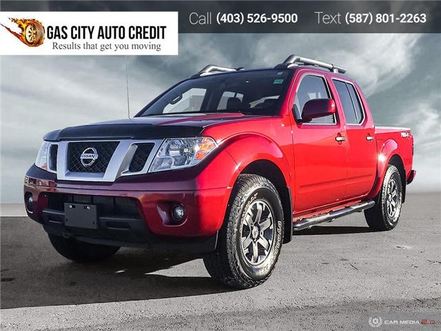 2019 Nissan Frontier PRO-4X (Stk: 2FT2389A) in Medicine Hat - Image 1 of 25