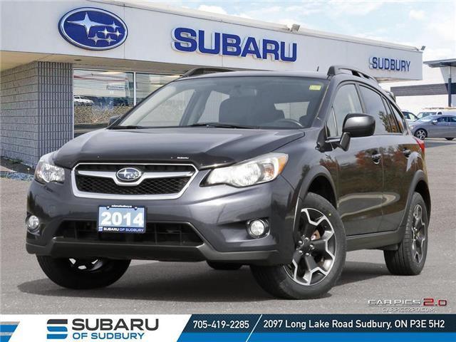 2014 Subaru XV Crosstrek Touring (Stk: S21306A) in Sudbury - Image 1 of 23