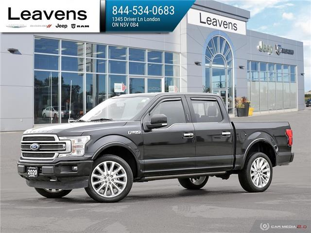 2020 Ford F-150 Limited (Stk: LC21343A) in London - Image 1 of 27