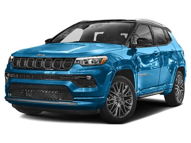 2022 Jeep Compass Trailhawk (Stk: ) in Bathurst - Image 1 of 2
