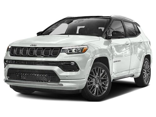 2022 Jeep Compass North (Stk: ) in Greater Sudbury - Image 1 of 2