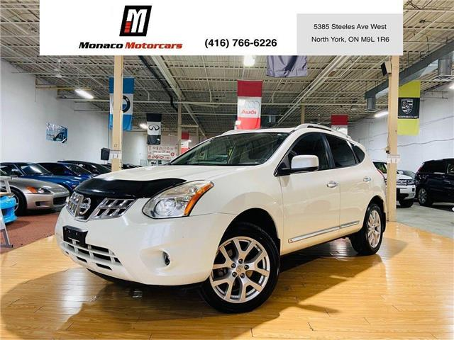 2012 Nissan Rogue  (Stk: 4432-26) in North York - Image 1 of 17