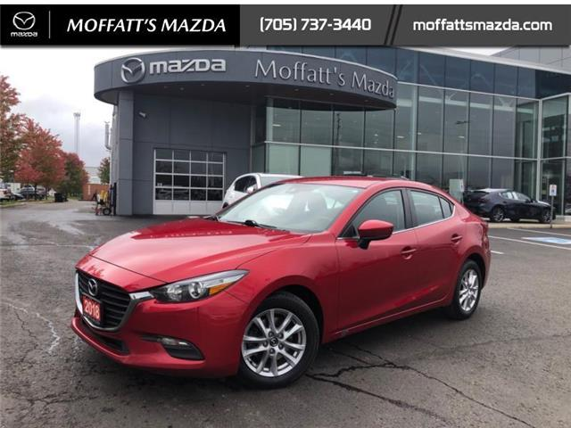 2018 Mazda Mazda3 GS (Stk: P8766A) in Barrie - Image 1 of 19
