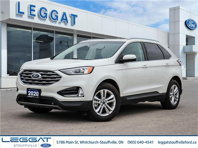 2020 Ford Edge  (Stk: 20-32-109) in Stouffville - Image 1 of 29
