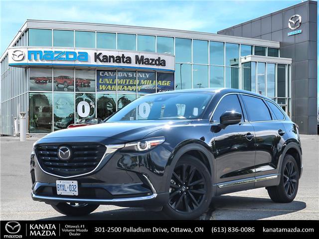 2021 Mazda CX-9 Kuro Edition (Stk: M1195) in Ottawa - Image 1 of 30