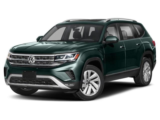 2022 Volkswagen Atlas EXECLINE 3.6L 4-MOTION (Stk: 2A0393) in Calgary - Image 1 of 9