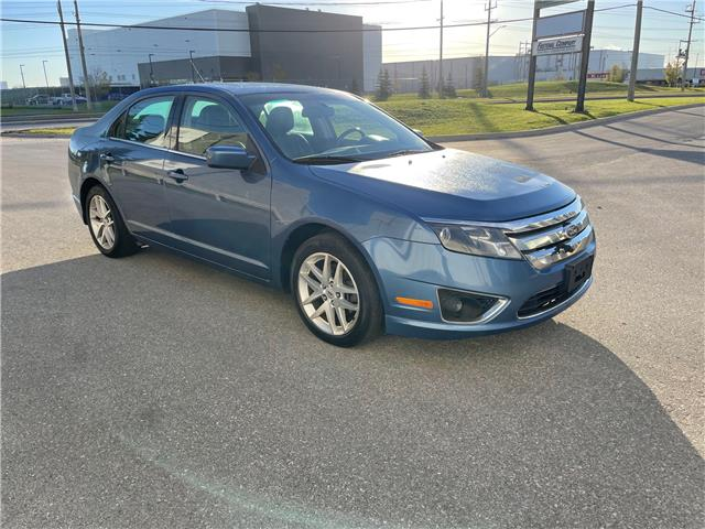 2010 Ford Fusion SEL (Stk: ) in Winnipeg - Image 1 of 17