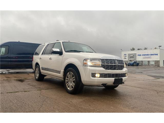 2013 Lincoln Navigator Base (Stk: 94408A) in Sault Ste. Marie - Image 1 of 15
