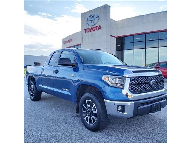 2018 Toyota Tundra Limited 5.7L V8 (Stk: 21470a) in Owen Sound - Image 1 of 11