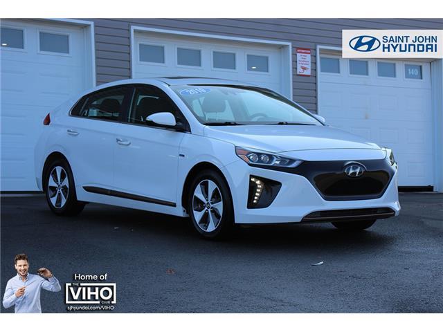 2019 Hyundai Ioniq EV Ultimate (Stk: U3308) in Saint John - Image 1 of 23