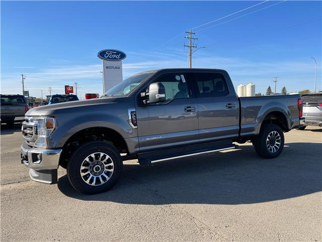 2021 Ford F-250 Lariat (Stk: 21131) in Westlock - Image 1 of 10