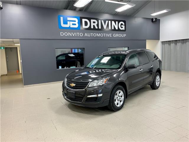 2017 Chevrolet Traverse LS (Stk: ) in Winnipeg - Image 1 of 23