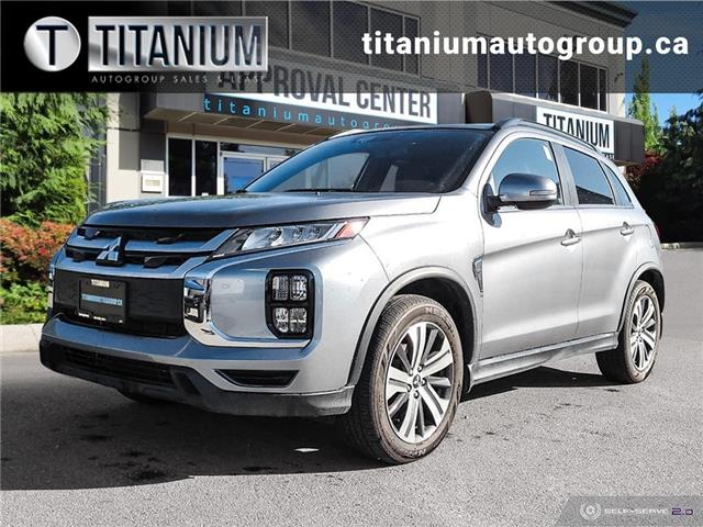 2020 Mitsubishi RVR GT (Stk: 601077) in Langley Twp - Image 1 of 20