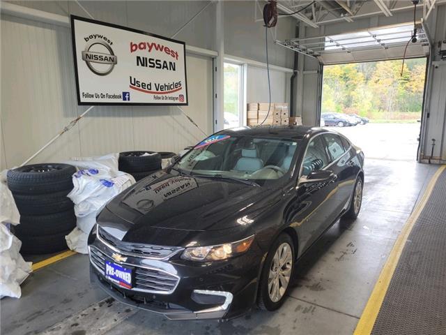 2017 Chevrolet Malibu Premier (Stk: 21019A) in Owen Sound - Image 1 of 14