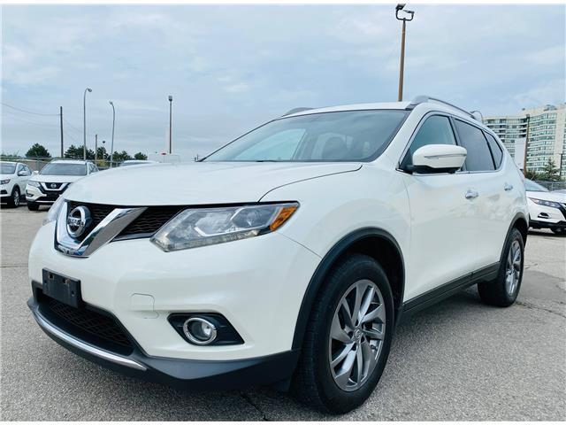2015 Nissan Rogue SL (Stk: ) in Thornhill - Image 1 of 7