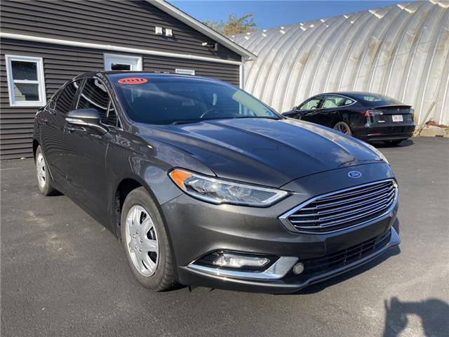 2017 Ford Fusion SE (Stk: -) in Sussex - Image 1 of 26