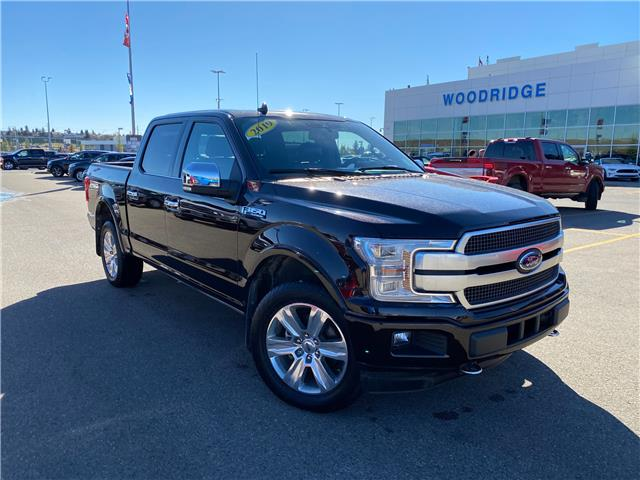 2019 Ford F-150 Platinum (Stk: M-1023A) in Calgary - Image 1 of 23