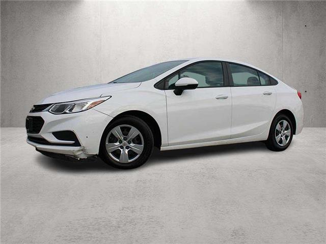 2016 Chevrolet Cruze LS Auto (Stk: H21-0094A) in Chilliwack - Image 1 of 8