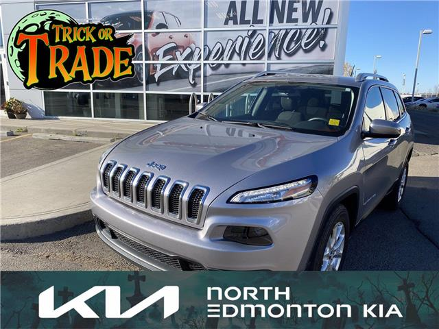 2015 Jeep Cherokee North (Stk: 22SP2576A) in Edmonton - Image 1 of 22