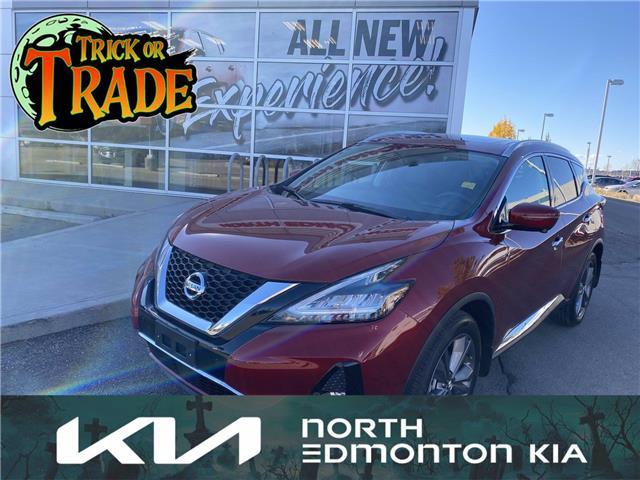 2021 Nissan Murano Platinum (Stk: 21SN8188A) in Edmonton - Image 1 of 22