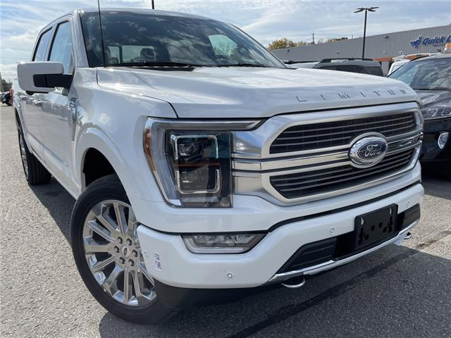 2021 Ford F-150 Limited (Stk: 21T755) in Midland - Image 1 of 13