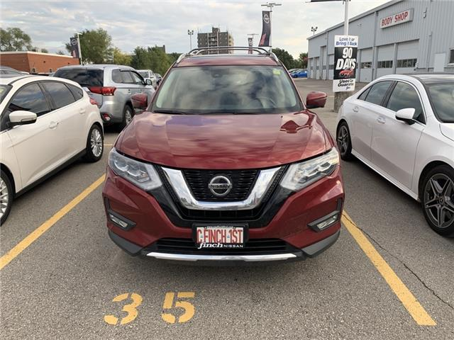 2018 Nissan Rogue SL (Stk: 14226) in London - Image 1 of 3