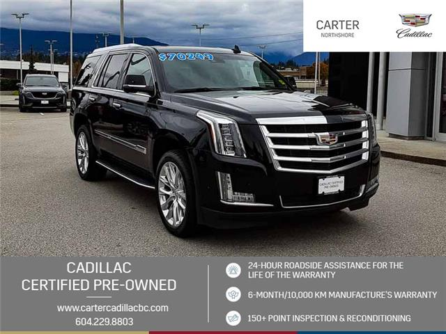 2018 Cadillac Escalade Premium Luxury (Stk: 1D61401) in North Vancouver - Image 1 of 24