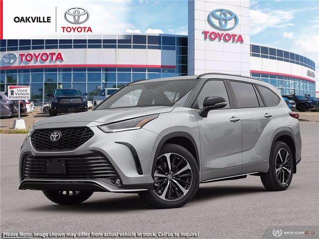 2021 Toyota Highlander XSE (Stk: 21925) in Oakville - Image 1 of 23